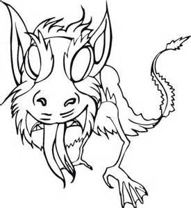 imagenes super extrañas dibujos para colorear monstruos amazing dibujo de para