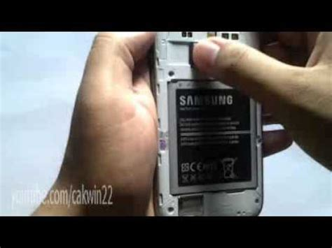 Memori Card Di Hp cara memasang memory sd card di samsung galaxy s4 jelly