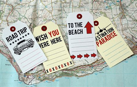 printable travel tags exclusive travel tags scrapbook printables