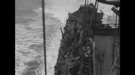 watch lost footage of dunkirk evacuation discovered at excursion to hell amazing lost footage of the
