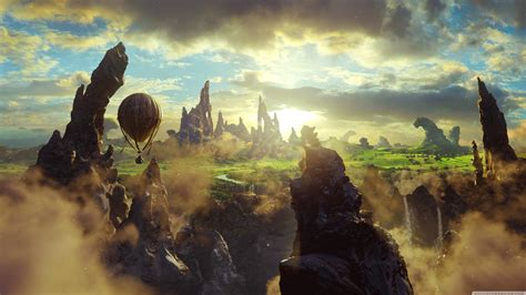 film fantasy world 42 oz the great and powerful hd wallpapers backgrounds
