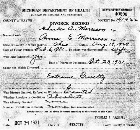 Ontario Divorce Records So Many Ancestors 52 Ancestors Week 23 Quot Wedding Quot Elizabeth Gatlin And All