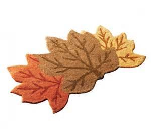 Picture of leaf shaped wool rug images nation dot com