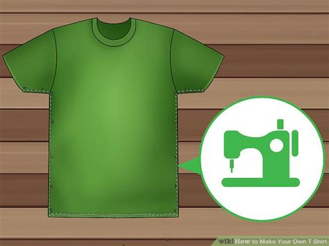 tees make your how to make your own t shirt with pictures wikihow