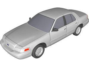 Ford Crown Victoria 1999 2000 Workshop Service Repair
