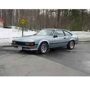 1984 Toyota Supra  Pictures CarGurus