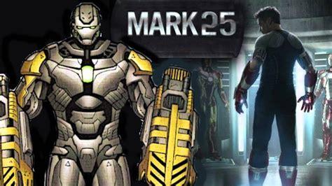 iron man suits armor mk mk civil war