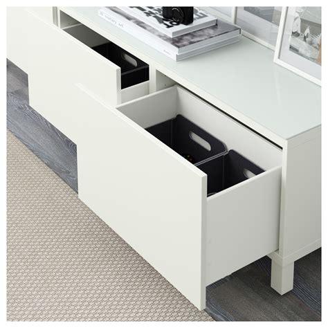 besta drawer best 197 storage combination with drawers lappviken white