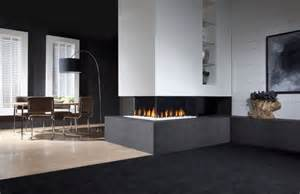modern fireplace designs trendy unique option for