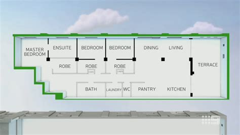 the block floor plans the block 2016 floorplans 3 the block 2017