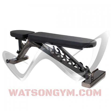 adjustable benches adjustable bench weight bench watson gym equipment