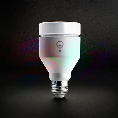 smart light bulbs infrared smart light bulbs lifx