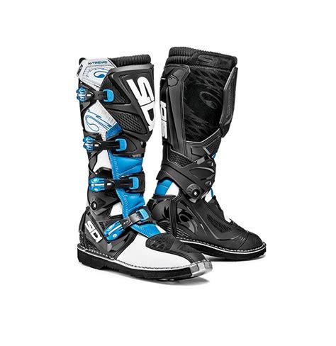 Sidi Srs Black Blue 2016 sidi stivale offroad xtreme 2016 white light blue black cumaricambike it