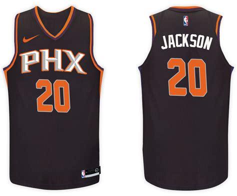 Jersey Basket Nba 20 cheap nike nba suns 20 josh jackson jersey 2017 18 new season black jersey