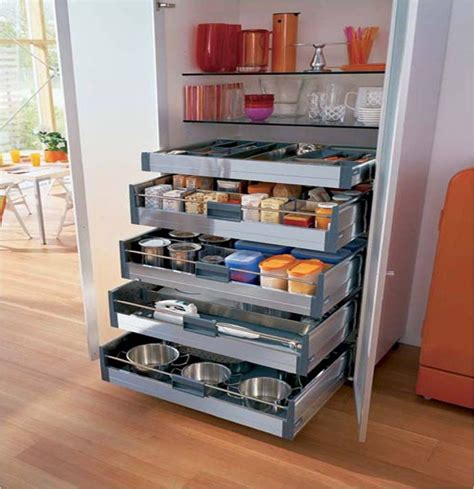 Pantry Closet Storage by Knowing Pantry Closet Organizers