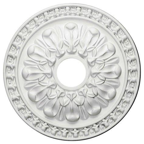 ekena millwork 18 in riley ceiling medallion cm18rl the