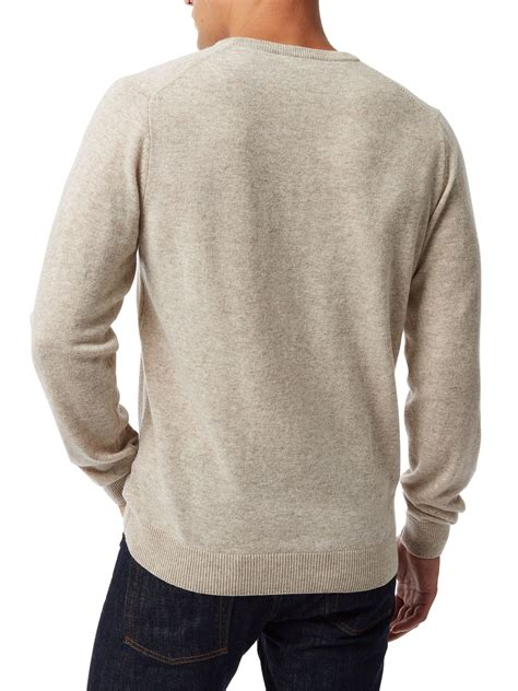 Sweater Lacoste Lacoste Crew Neck Wool Sweater In For Lyst