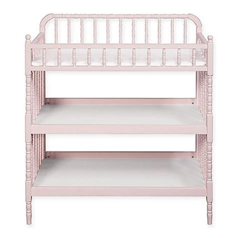 Davinci Jenny Lind Changing Table In Blush Pink Bed Bath Davinci Lind Changing Table