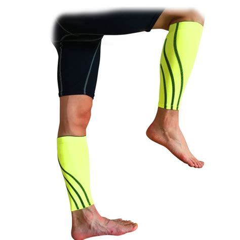 Arm Compression Detox Wraps Reviews by 1pcs Outdoor Sport Calf Brace Support Protector Running