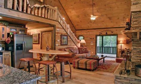 inside a small log cabins small log cabin interior design