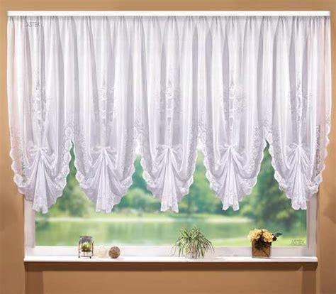 fertige gardinen schals jacquard bogen store fertig gardine 13116