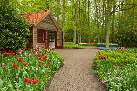 imagenes jardines casas jardines de casas de co