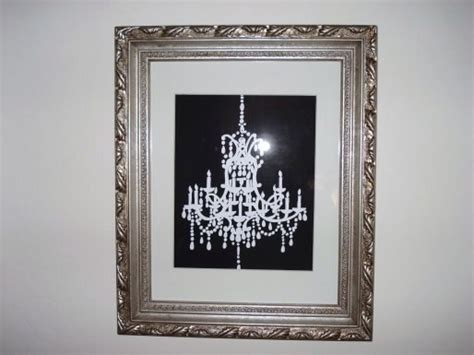 Diy Chandelier Frame Diy Frame Anything