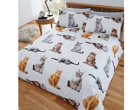 cat bed sheets cat bed duvet set bedding home bed bedroom cover pillow
