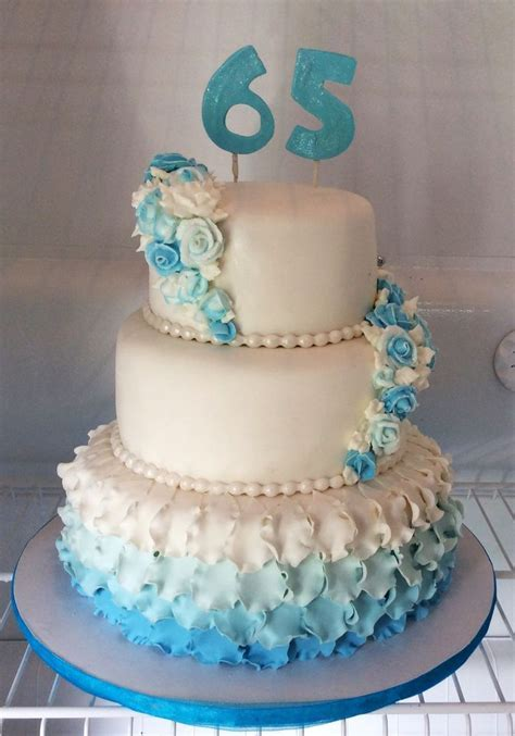22 best images about Anniversary cakes on Pinterest   Love