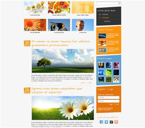 template joomla quickstart share template joomla quickstart http best free home