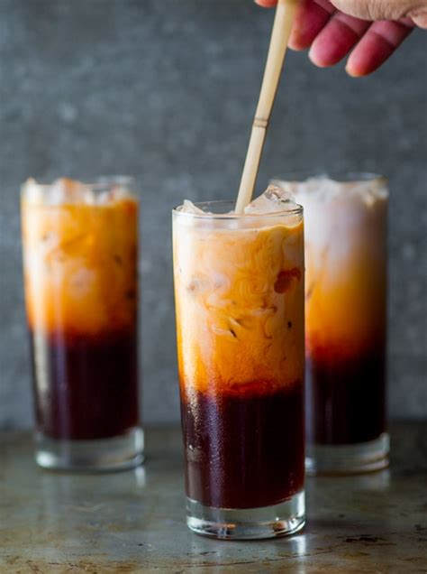 thai iced tea recipe dishmaps