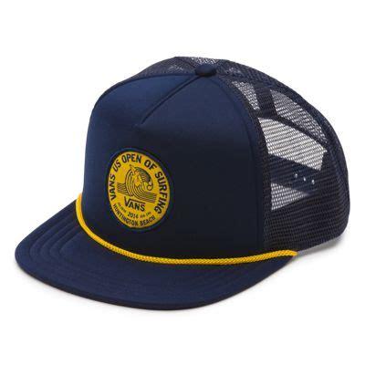 Jual Vans Trucker Hat vans 2014 us open trucker hat shop mens hats at vans