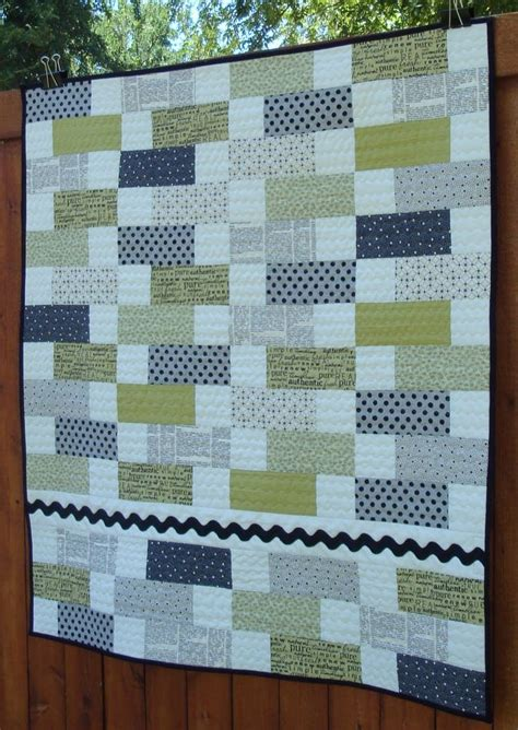 Simple Quilt Patterns Easy Pattern To Do A Quilt Gettin Crafty