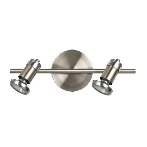 stainless steel track lighting stainless steel track lighting lighting the home depot