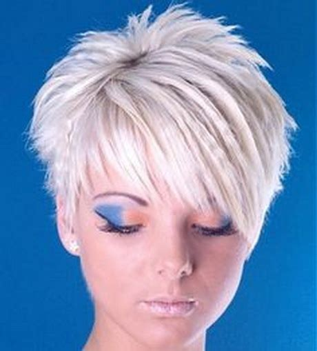 funky older women short hair cuts short funky haircuts for women