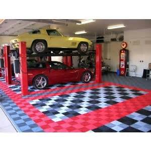 shop floor layout ideas garage tile systems designs and flooring racedeck floors