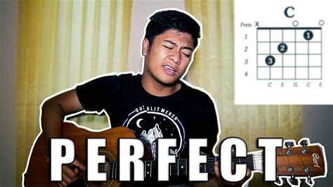 ed sheeran perfect bahasa indonesia tutorial cepat gitar quot perfect ed sheeran quot bahasa