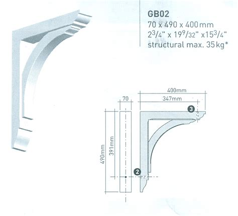 decorative gallows brackets buy upvc corbels gallows brackets online today