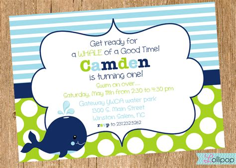 Create A Baby Shower Invitation by Whale Baby Shower Invitations Theruntime