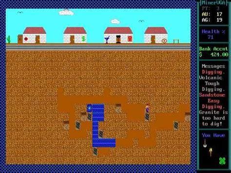 Vga Miner Miner Vga Dos 1989 Play