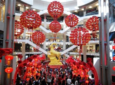 lunar new year decorations shopping mall lunar new year decoration t 236 m với