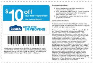 lowes coupons printable coupons in store coupon codes
