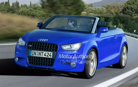 Audi A1 Germany by Audi A1 Cabriolet Preview The German Car Blog
