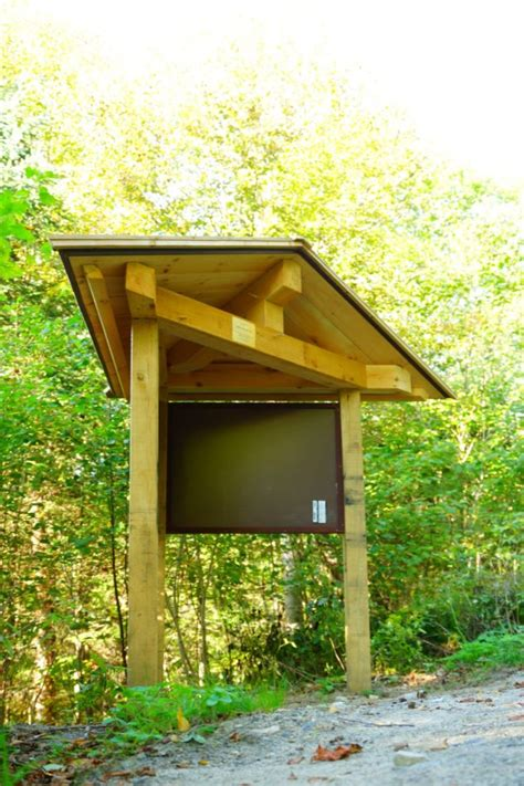 trailhead kiosk opens  possibilities