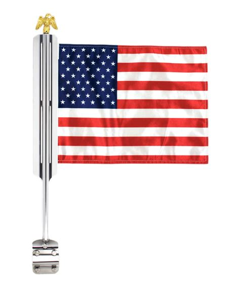 flag truck truck flag mount with us 11 5x15 us flag