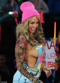 tattoo girl in big brother big brother reveals its big secret and lie is fake