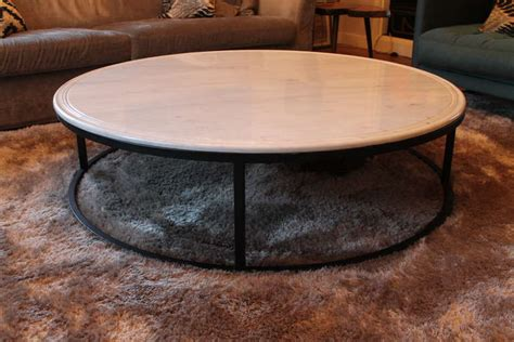 Marble Top Coffee Table For Sale Coffee Table With Carrara Marble Top For Sale At 1stdibs