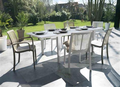 mobilier de jardin en entretenir le mobilier de jardin en plastique