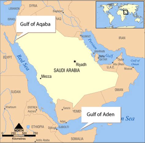 middle east map gulf of aqaba noaa 200th feature stories middle east peace park saudi