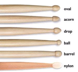 Stick Drum Vast By Heartbeat 5b Acorn Tip Redblack V5bhrba Hickory Us drummer of choosing a drumstick